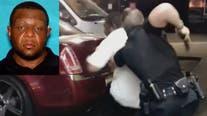 Caught on video: Armed man shot and killed by officer outside San Bernardino liquor store