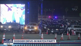 Hundreds of honks for every run at Dodgers' drive-in