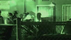 LAPD raids on illegal casinos in San Fernando Valley