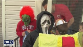 California offers tricks for keeping Halloween safe during COVID
