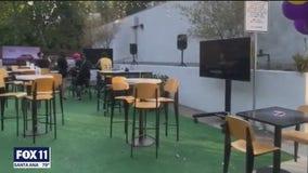 Best outdoor sports bar hot spots in Los Angeles