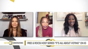 Culture Conversations: Free Marie and Rocsi Diaz from BET's 106 & Park