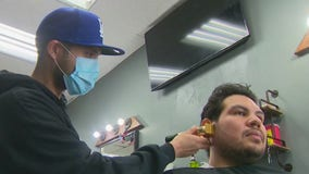 Meet the Burbank barber to the Dodgers