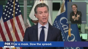 Gov. Newsom attorneys on defense in the first day of court case against COVID executive orders