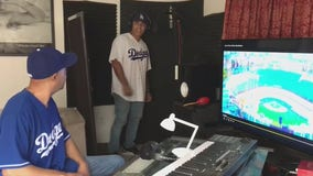 Meet the duo that's creating original music for the Dodgers