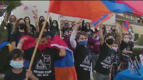 Porter Ranch 3rd-graders raise over $20,000 for Armenian kids, families impacted by war in Artsakh