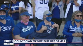 Countdown to World Series Game 1