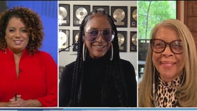 Patti Austin and Sheila E. explain the urgency of voting this year