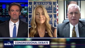 The Issue Is: Katie Couric, Brian Goldsmith, Congressman Tom Mcclintock, and Brynne Kennedy