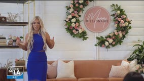 Millionaire mom on a mission to help 1 million women become millionaires
