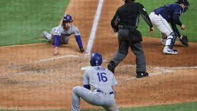 Bullpen woes, late error cost Dodgers in Game 4 of World Series