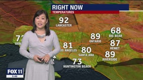 Weather Forecast for Saturday, Oct. 17