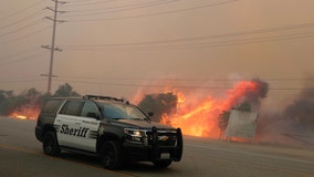 2 Southern California wildfires last year blamed on electrical lines