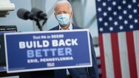 Biden hits Trump on economic fallout amid COVID-19 pandemic in critical Pennsylvania county