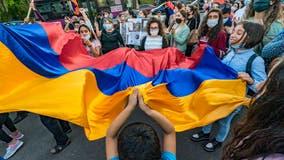 Armenia and Azerbaijan agree to humanitarian truce