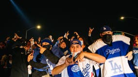 Attend a Dodgers celebration? LA County says to quarantine, get COVID tested