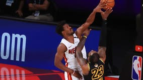 LA Lakers lose pivotal Game 5 of NBA Finals against Miami