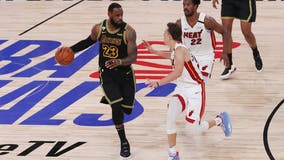 LA Lakers look to close out NBA Finals in Game 6 against Miami
