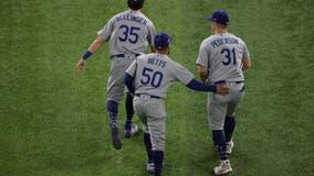 Dodgers win 7-3 against Atlanta Braves in Game 5