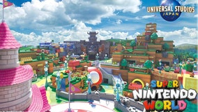 Super Nintendo World to open at Universal Studios Japan in 2021