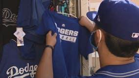 Dodger fans eager for NLCS Game 5