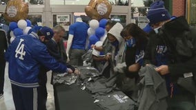 Where you can score official Dodgers World Series champs merchandise