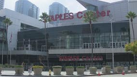 Lakers to play home games without fans 'until further notice'