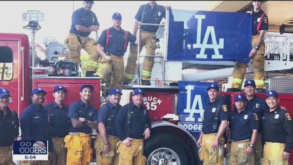 LA City Fire Chief okays firefighters to wear Dodger caps on duty