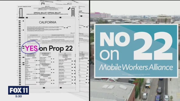 The benefits and drawbacks of California Prop. 22