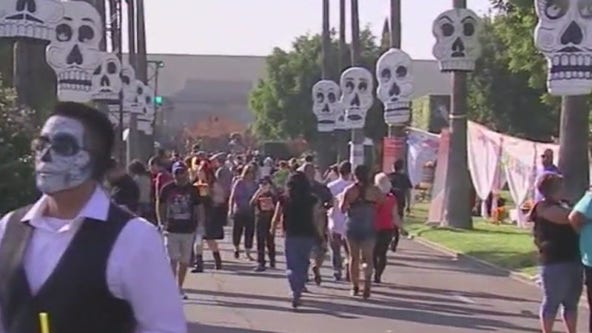 Traditional Halloween celebrations across LA canceled, moving virtual amid COVID-19 concerns