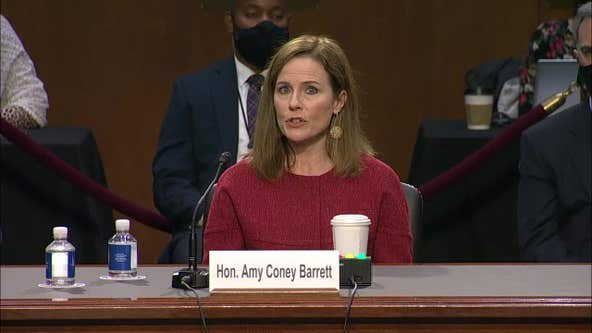 Amy Coney Barrett: George Floyd video was 'very, very personal for my family'