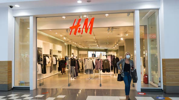 H&M to close 350 stores in 2021, citing increase in online shopping