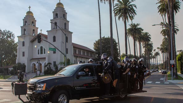 LA Council Council votes unanimously to create unarmed crisis response teams for nonviolent calls