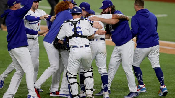 Dodgers set for Game 1 of World Series amid virus era
