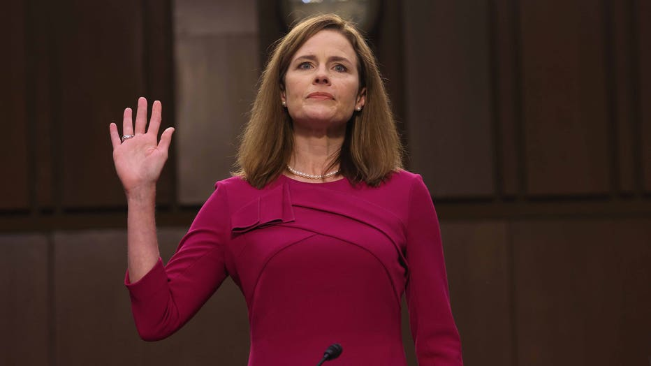 a5600aa0-Senate Holds Confirmation Hearing For Amy Coney Barrett To Be Supreme Court Justice
