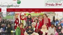 FOX 11's Rick Lozano kicks off Christmas Cheer All Year fundraiser