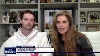 Maria Shriver and Patrick Schwarzenegger talk gratitude