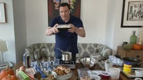 The Great American Food-a-thon Thanksgiving Special & Thanksgiving fix-it tips from Chef Rocco DiSpirito