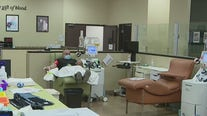 Urgent need for blood donations in San Bernardino County