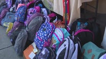 Holiday backpacks for Artsakh