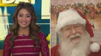 The Real Santa visits Good Day LA