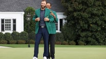 Dustin Johnson buries some major memories, wins the Masters