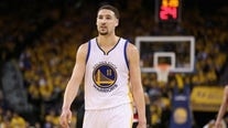 Warriors' Klay Thompson expected to miss season with Achilles tear