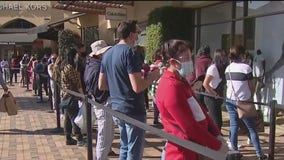 Shoppers flock to Citadel Outlets for Black Friday
