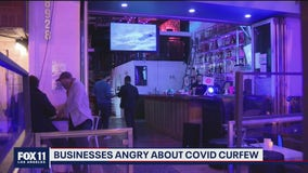 Newsom imposes curfew on most of California as COVID-19 cases surge, local businesses angry