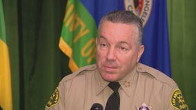 LA County Sheriff criticizes city's push for creating 25,000 homeless housing units by 2025