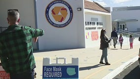 First public elementary schools reopen for TK-second graders in LA County