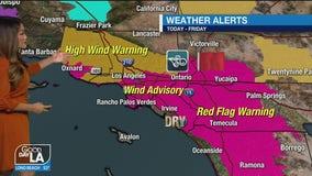 Weather Forecast for Thursday, Nov. 26