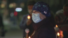 UCLA nurses hold vigil to express frustration