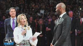 Lakers owner Jeanie Buss opens up about Kobe Bryant